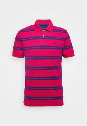 CONTRAST STRIPE COLLAR - Koszulka polo - love potion
