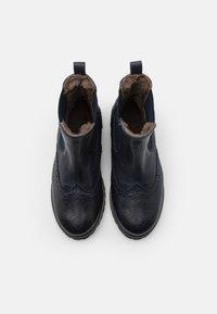 clic! - Kotníkové boty - blue/azul - 3