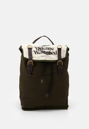 WORKER BACKPACK UNISEX - Batoh - green