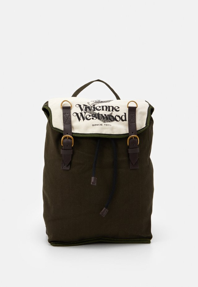 WORKER BACKPACK UNISEX - Mochila - green
