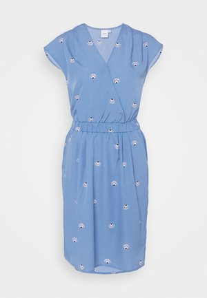 BRUCE  - Day dress - coronet blue