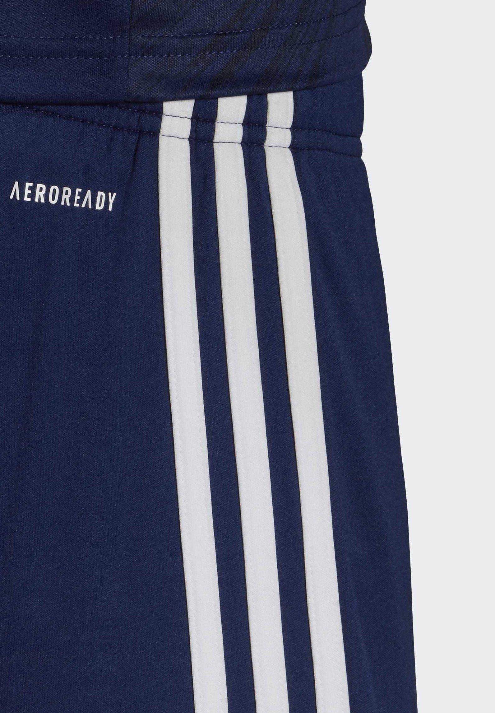 Adidas Performance Fc Girondins De Bordeaux - Krótkie Spodenki Sportowe Blue