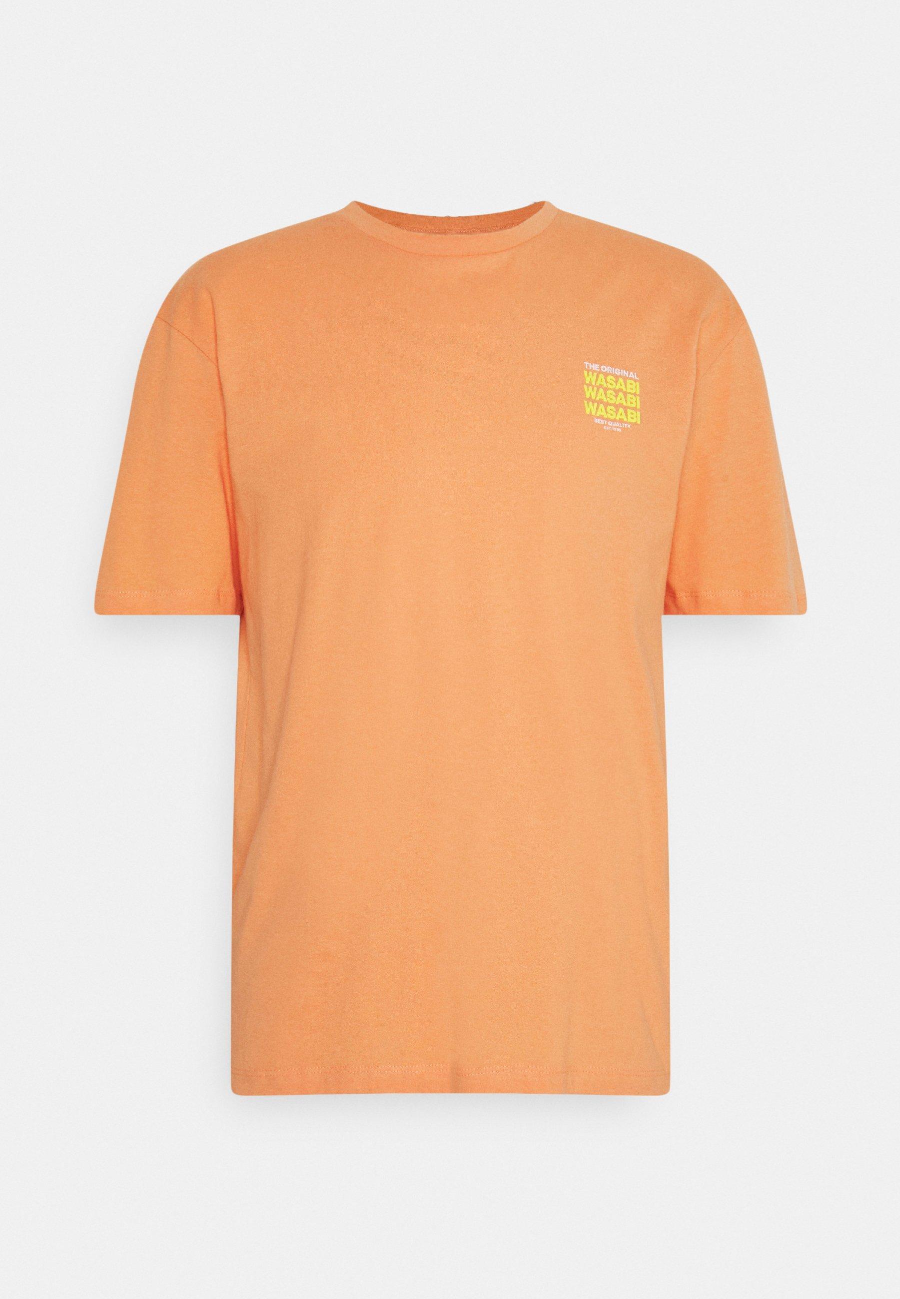 Men JORHUNGRY TEE CREW NECK - Print T-shirt