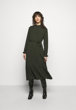 NORI SICI DRESS - Maxi dress - green night