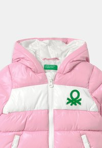 Benetton - Veste d'hiver - light pink - 2