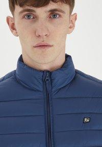 Blend - Winter jacket - dark denim - 3