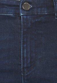 Emporio Armani - POCKETS PANT - Jeans Skinny Fit - denim blu - 2