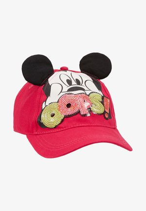 WITH VISOR - Cap - pink