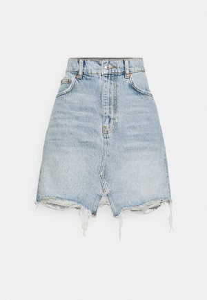 ORIGINAL SKIRT - Jupe en jean - vintage blue