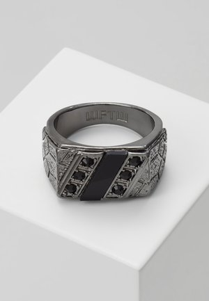 DALEY SIGNET - Ring - hematite