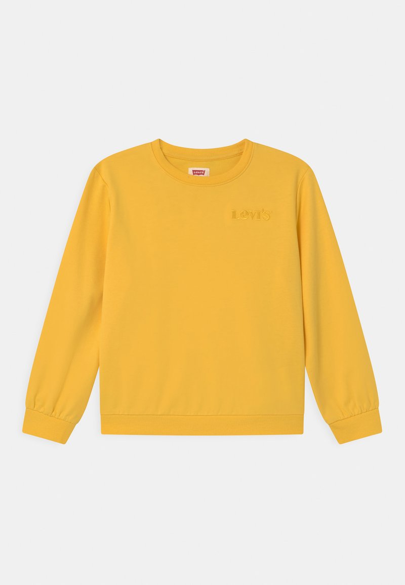 Levi's® - DROP SHOULDER CREW - Sweatshirt - daffodil