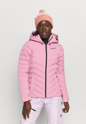 FROST JACKET - Ski jacket - frosty rose