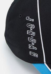 Jordan - AIR CAP UNISEX - Cap - black/university blue/volt/white - 3