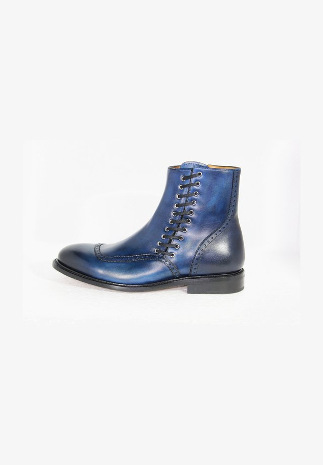 DANIELE - Bottines - blue