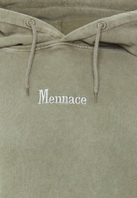 Mennace - WASHED PRIMARY - Hoodie - khaki - 2
