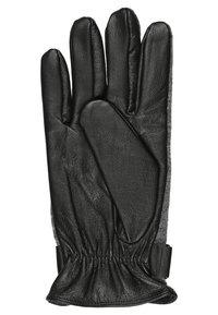 KIOMI - Guantes - black/grey melange - 2