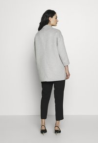 American Vintage - DADOULOVE - Classic coat - polaire chine - 2