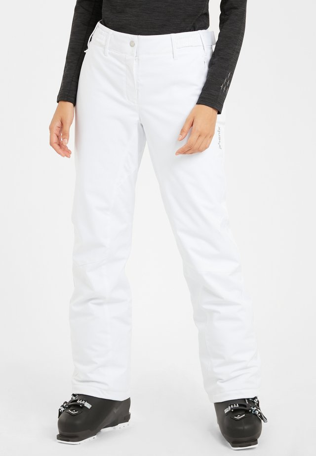 Outdoor trousers - white