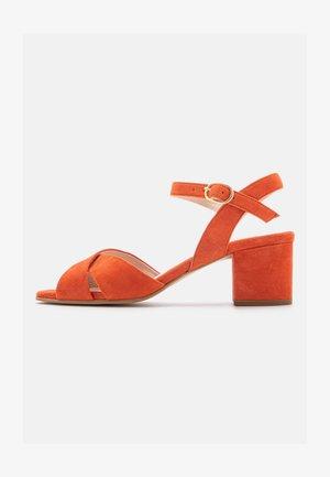 ALICE - Sandals - orange
