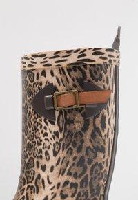Bisgaard - SCANDINAVIA - Botas de agua - leopard - 2