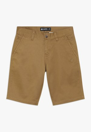 HOWLAND CLASSIC - Shorts - bronco brown