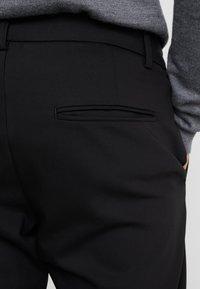 Bruuns Bazaar - WILL PANT - Pantaloni - black - 5