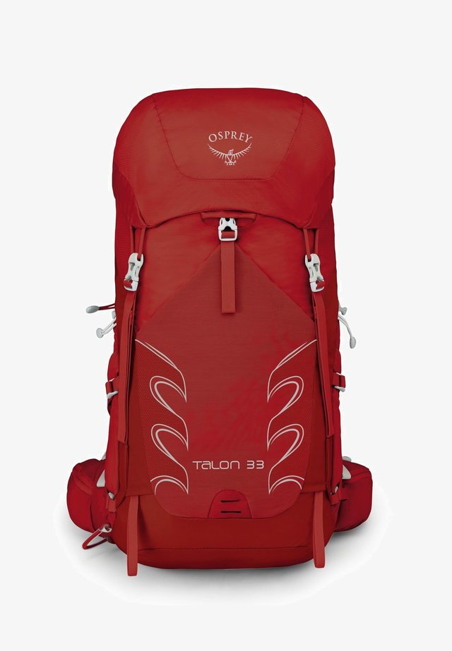TALON - Zaino da trekking - martian red