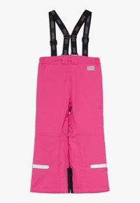 LEGO Wear - Snow pants - dark pink - 1