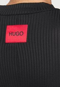 HUGO - NEXY - Long sleeved top - black - 7