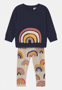 Lindex - RAINBOW SET UNISEX - Sweater - dark blue - 0