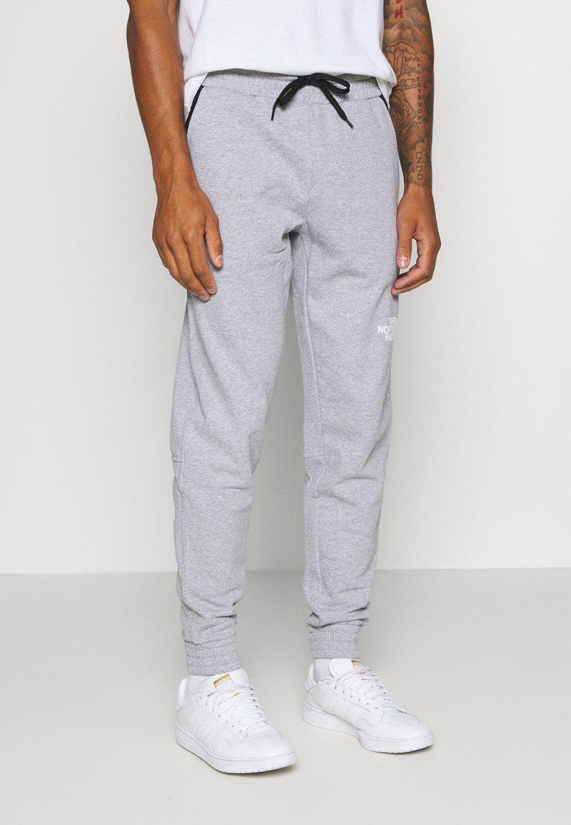 The North Face - STANDARD PANT - Pantalon de survêtement - light grey heather