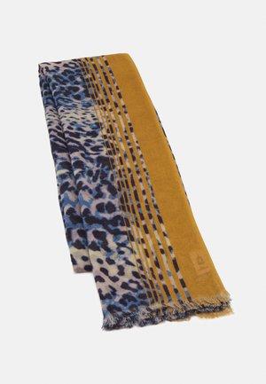 LEPA COMO SCARF - Scarf - blue
