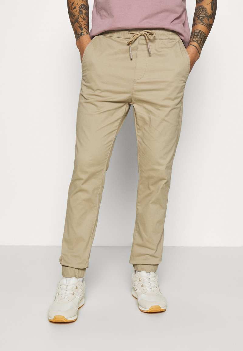 Only & Sons - ONSLINUS LIFE WORK - Chinos - chinchilla
