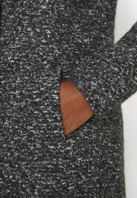 ONLY Tall - ONLSEDONA COAT - Krátký kabát - dark grey - 5