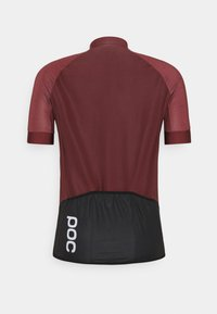 POC - ESSENTIAL ROAD - T-Shirt print - red - 6