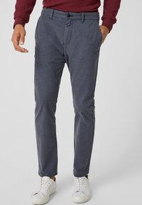 s.Oliver - Trousers - dark blue - 0