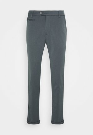 COMO SUIT PANTS SEASONAL - Bukser - blue fog
