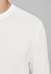 Jack & Jones PREMIUM - Neule - blanc de blanc - 4