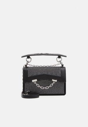 SEVEN SPARKLE MINI - Handbag - black