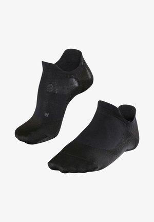 GO5 INVISIBLE - Socquettes - black (3000)