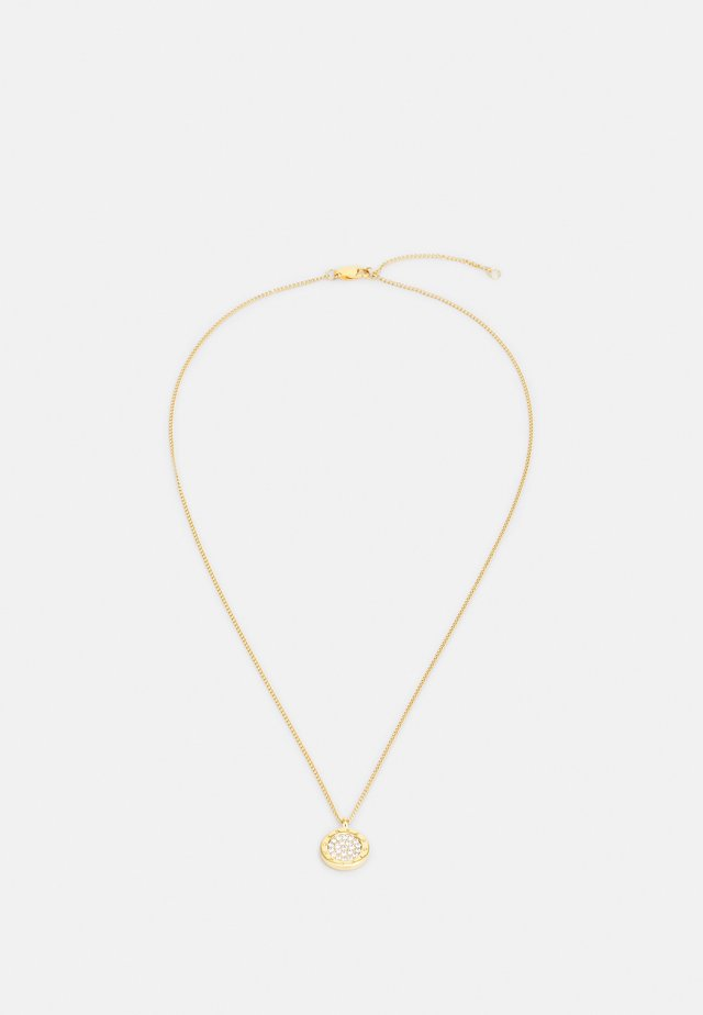 ALIA NECKLACE - Ketting - gold-coloured