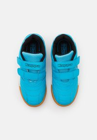 Kappa - KICKOFF  - Sportovní boty - blue/orange - 3