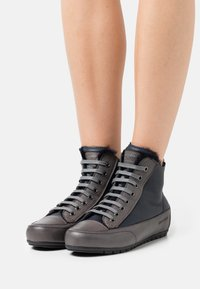 Candice Cooper - PLUSMONT - High-top trainers - navy - 0