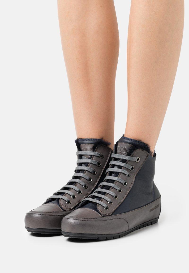 Candice Cooper - PLUSMONT - High-top trainers - navy