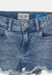 Cars Jeans - JILLA  - Denim shorts - light-blue denim - 2