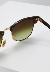 Ray-Ban - CLUBMASTER - Sunglasses - havanablu/flash gradient - 2