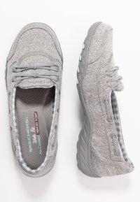 Skechers Wide Fit - SYNERGY 3.0 - Zapatillas - grey - 3