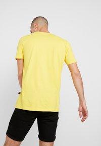Denim Project - MR. ORANGE - Denim shorts - black - 3