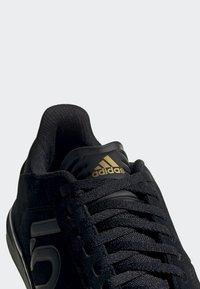 adidas Performance - FIVE TEN MOUNTAIN BIKE SLEUTH DLX SHOES - Fahrradschuh - black - 7