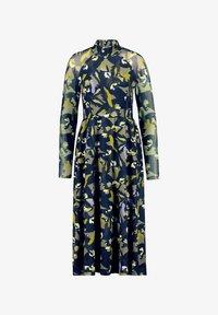 Taifun - Maxi dress - dark lake gemustert - 2